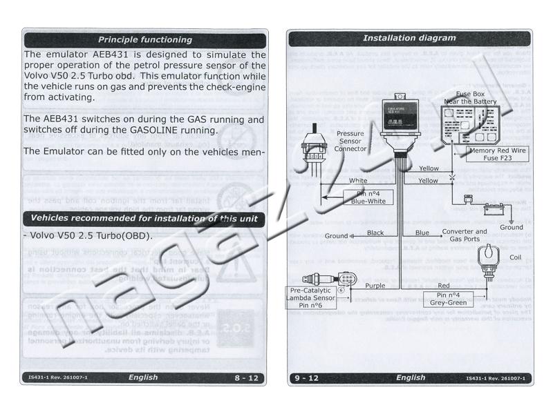 mini3_3500_8 aeb 431 petrol pressure emulator emulators emulators, wiring aeb lpg wiring diagram at eliteediting.co