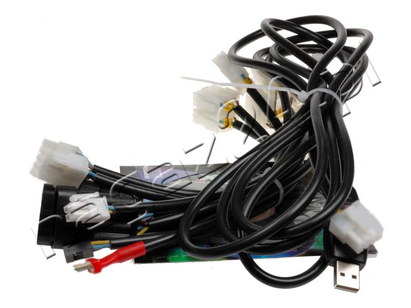 Interfejs uniwersalny USB z przejściówkami (8)