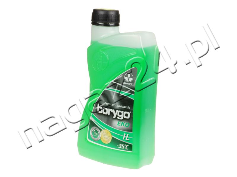 Płyn do chłodnic Borygo Eko 1 litr Daewoo