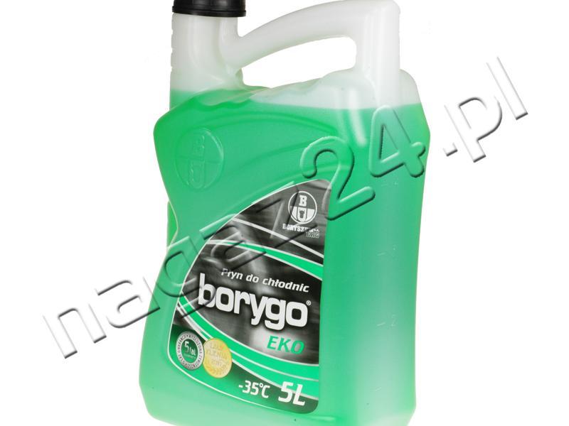 Płyn do chłodnic Borygo Eko 5 litrów Daewoo