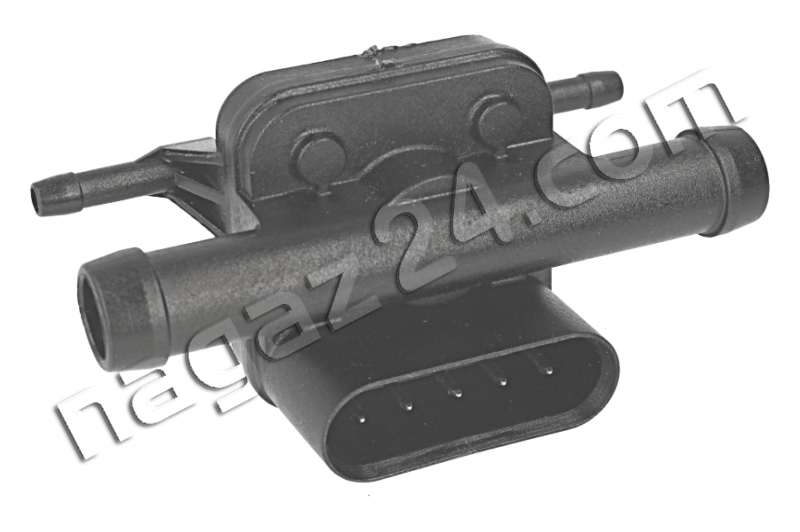 EUROPEGAS - Map sensor EUROPEGAS (black, 5 pin)