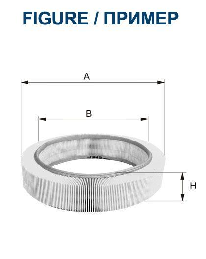 Filtr powietrza FI-001AR