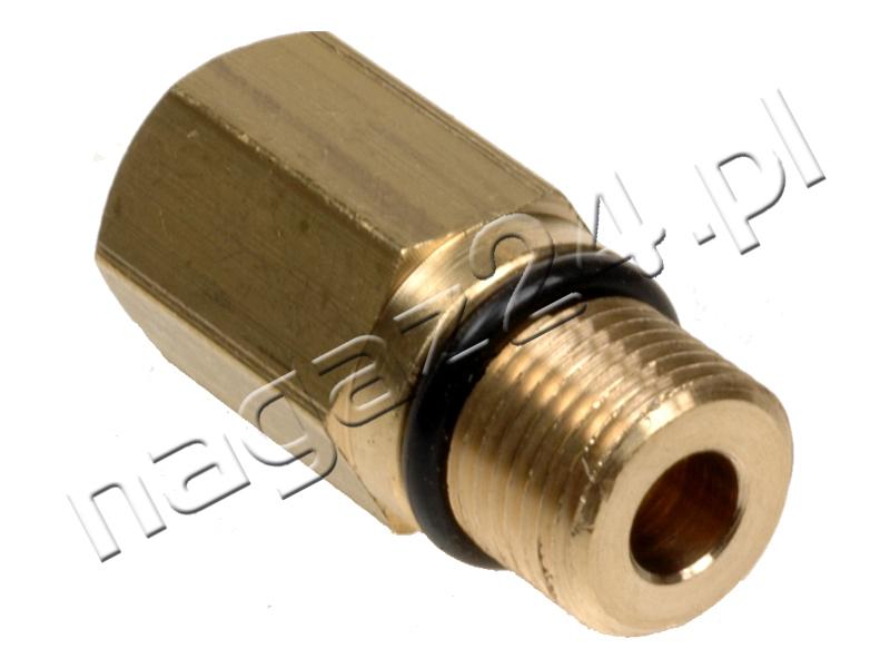 Złączka M10X1/zew.M12X1 dł.30,5mm