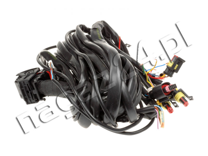 lovato smart 3 4 cyl wiring harness spare parts ecu's hot rod electrical systems smart wiring harness